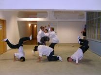 Eröffnung Tanzschule in Arnstadt