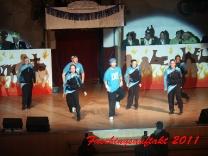 Faschingsauftakt 2011